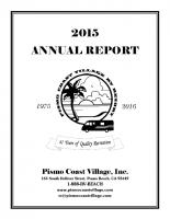 Annual Report 2015 – PCVwebsite